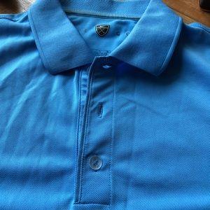 Nike Shirts - Nike Golf Powder Blue Polo